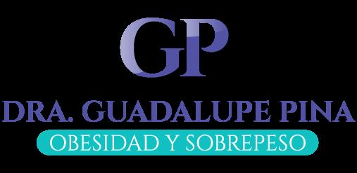 Dra Guadalupe Pina – Obesidad y Sobrepeso Logo